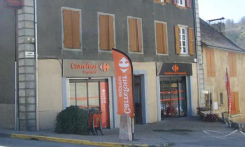carrefour express Castillon en Couserans